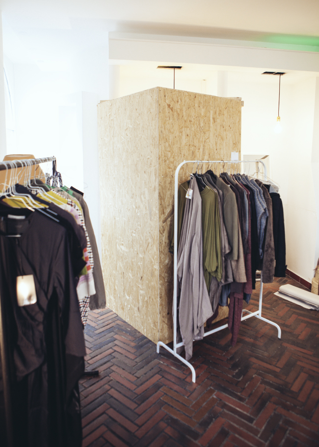Ramon Haindl - Showroom POP UP Store