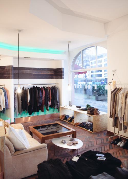 Ramon Haindl - Showroom POP UP Store