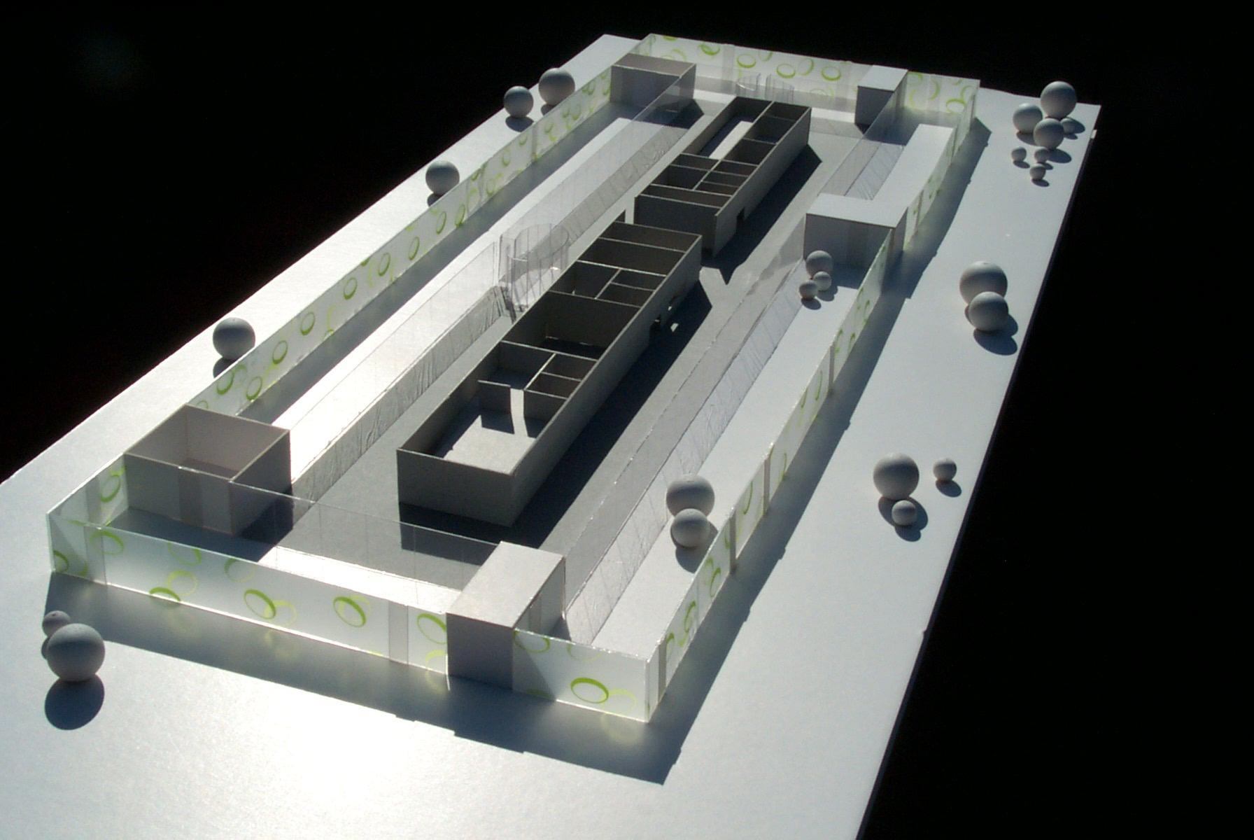 Ramon Haindl - Freie Entwürfe / case studies