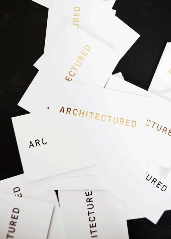 Architectured - Kontakt